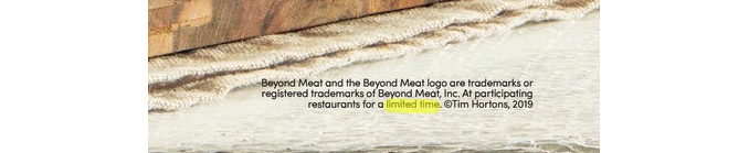 Beyond Meat Limited Time
