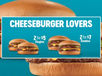 Dairy Queen Canada Puts Together New Cheeseburger Lovers Deals