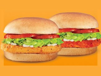Harvey's Introduces 2 New Chicken Sandwiches