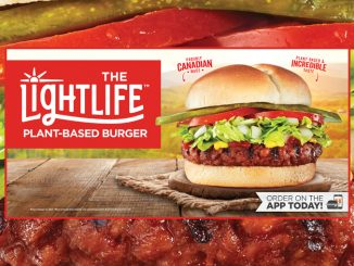 Harvey's Introduces New Plant-Based Lightlife Burger