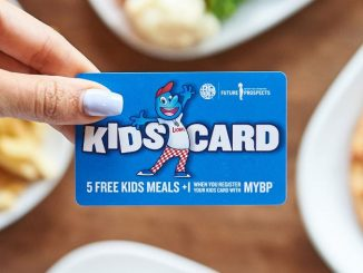 Kids Cards Are Back At Boston Pizza Until October 6, 2019