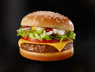 McDonald's Canada Unveils New Beyond Meat P.L.T Burger