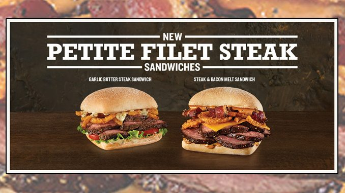 Arby's Canada Puts Together New Petite Filet Steak Sandwiches