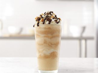 Arby's Canada Introduces New S'mores Shake