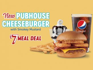Dairy Queen Canada Introduces New Pubhouse Cheeseburger