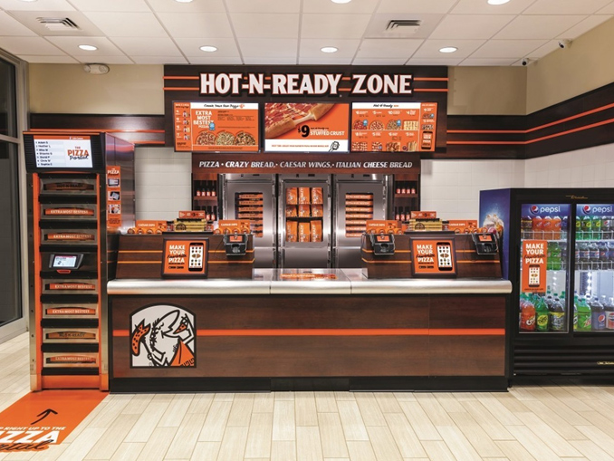 Little Caesars Launches New Pizza Portal In Canada