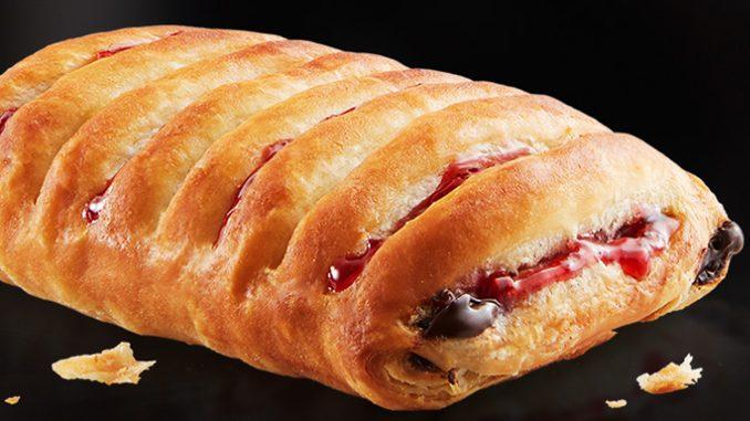 McDonald's Canada Introduces New Chocolate Raspberry Danish