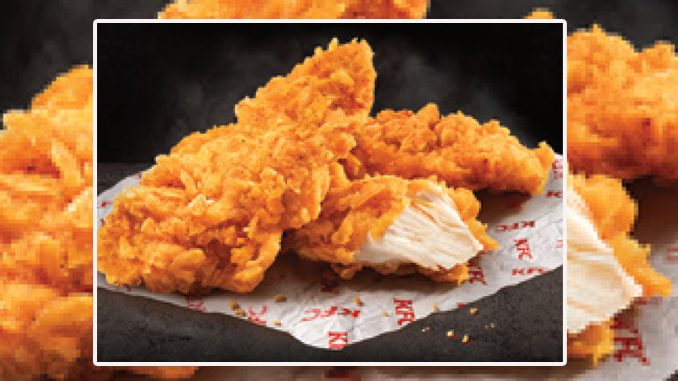 New Lay's Bar-B-Q Tenders Coming To KFC Canada On October 7, 2019