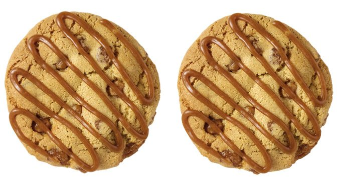 Subway Canada Bakes Up New Caramel Apple Cookies