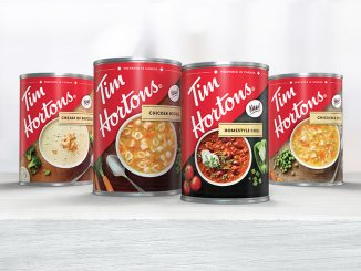 Tim Hortons Launches New Canned Soups And Chili