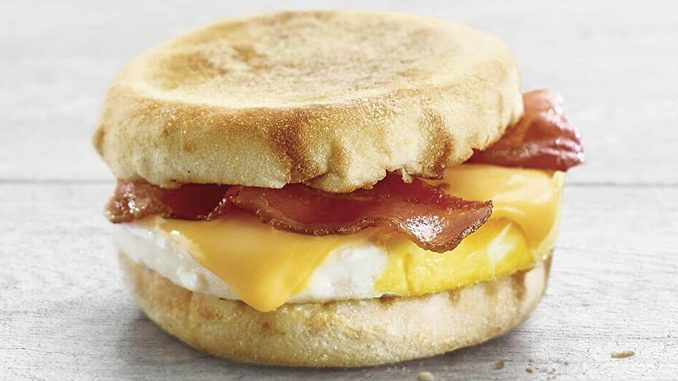 A&W Canada Offers Bacon & Egger Sandwiches For $2.50 Each For A Limited Time