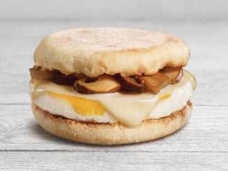 A&W Canada Welcomes Back The Mushroom Mozzarella Cheese & Egger Sandwich
