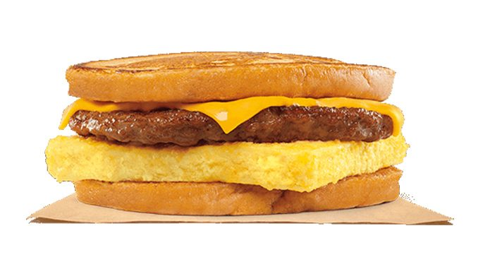 Burger King Canada Introduces New French Toast Sandwich