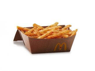 McDonald's Canada Introduces New Spicy Chipotle Seasoned Fries