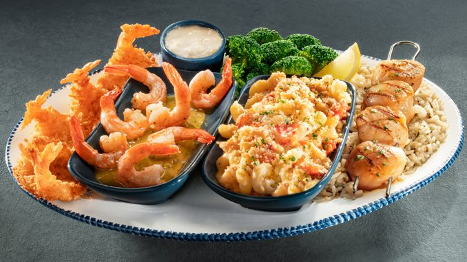 Red Lobster Canada Brings Back Create Your Own Ultimate Feast