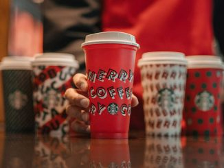 Starbucks Canada Is Giving Away Free Reusable Holiday Red Cups On November 7, 2019