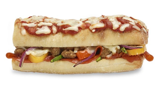 Subway Canada Introduces New Deluxe Pizza Sub