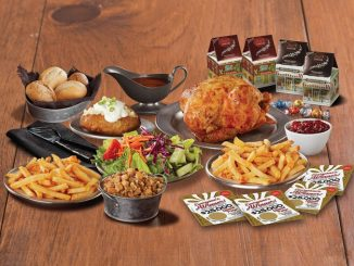 Swiss Chalet Introduces 2019 Festive Holiday Menu