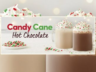 Tim Hortons Pours Candy Cane-Flavoured Hot Chocolate As Part Of 2019 Holiday Menu