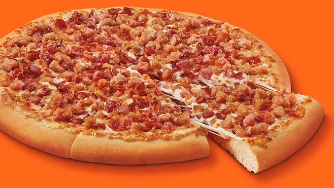 Little Caesars Canada Welcomes Back Cravin' Bacon Pizza