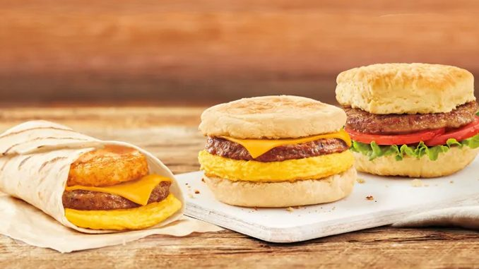 Beyond Meat Products No Longer Available At Tim Hortons
