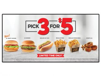 Harvey's Introduces New Pick 3 For $5 Deal