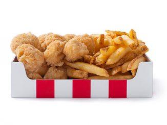 KFC Canada Introduces New $3 Popcorn Megabox Deal