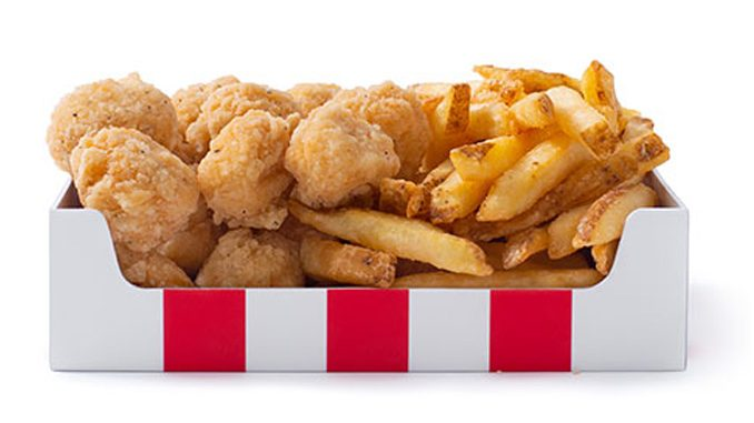 KFC Canada Introduces New $3 Popcorn Megabox Deal