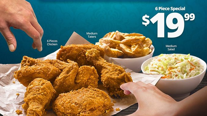 Mary Brown's Puts Together New $19.99 'Date Night Deal'