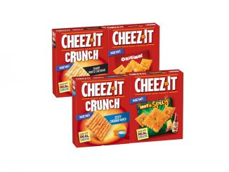 New Cheez-It Crackers Now Available In Canada