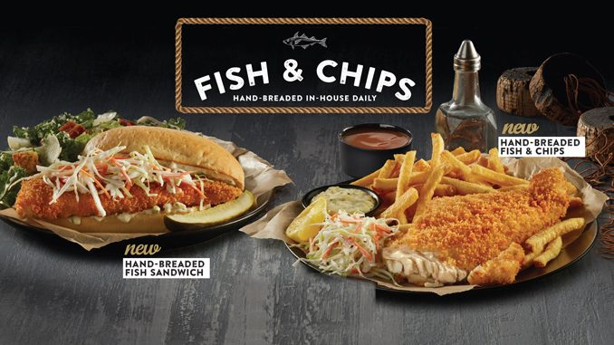 Swiss Chalet Introduces New Hand-Breaded Fish & Chips And Hand-Breaded Fish Sandwich