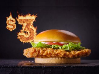Wendy's Canada Offers $3 Spicy Chicken Sandwich Through January 26, 2020