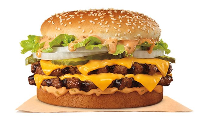Burger King Canada Welcomes Back Big King XL With Double The Stacker Sauce