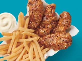 Dairy Queen Canada Launches New Sweet And Tangy Sesame Chicken Strip Basket