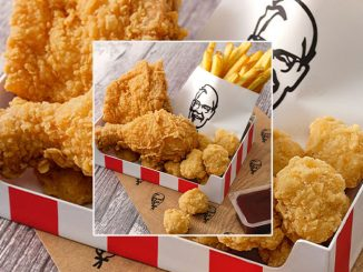 KFC Canada Puts Together New $4.95 Extra Crispy Box