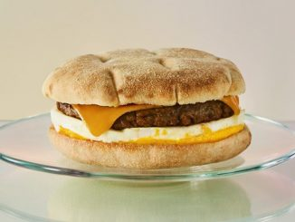 New Beyond Meat Cheddar And Egg Sandwich Coming To Starbucks Canada On March 3, 2020