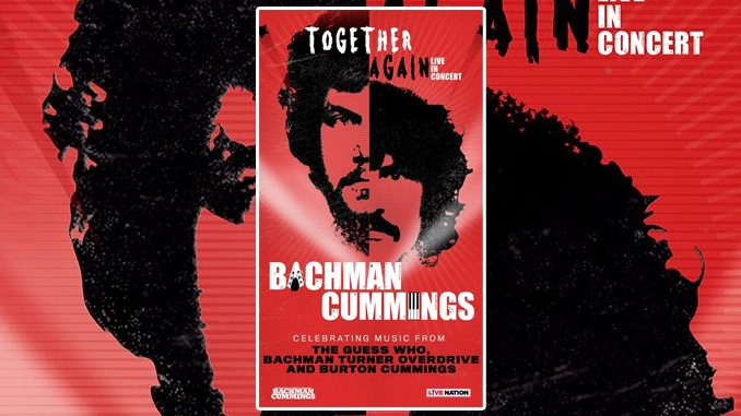 Randy Bachman And Burton Cummings 'Together Again' For 17-Date Canadian Tour