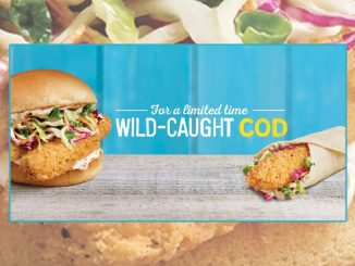 Wild-Caught Cod Burger And Cod Wrap Are Back At A&W Canada For 2020 Seafood Season