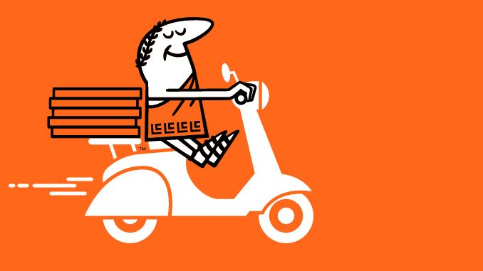 Free Delivery At Little Caesars Canada On Online Orders Of $10 Or More Through March 22, 2020