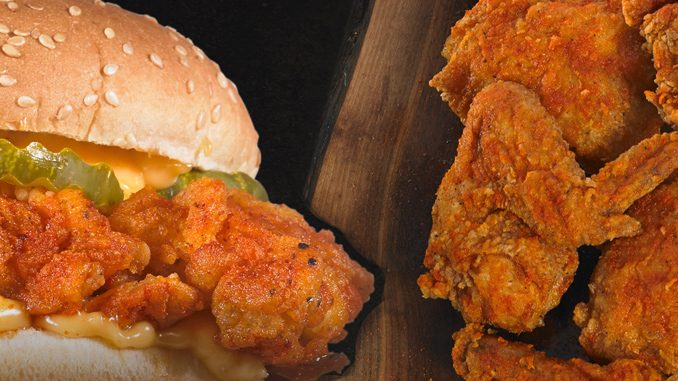Mary Brown's Introduces New Spicy Big Mary Sandwich And Spicy Signature Chicken