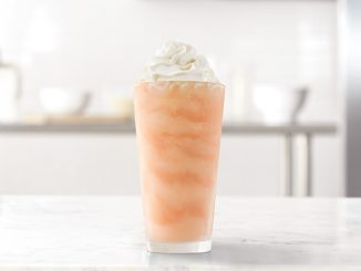 Arby's Canada Brings Back Orange Cream Shake