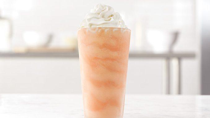 Arby's Canada Brings Back Orange Cream Shake