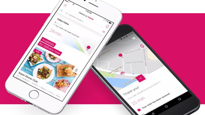 Foodora Canada Delivery Service Announces Plans To Shut Down On May 11, 2020