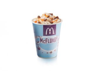 McDonald's Canada Brings Back Cadbury Creme Egg McFlurry