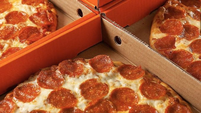 Pizza Pizza Offers Unlimited $7.99 2-Topping Medium Pizzas