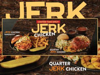 Swiss Chalet Introduces New Jerk Chicken