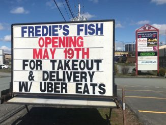 Halifax's 'Fredie's Fantastic Fish House' Reopening On May 19, 2020