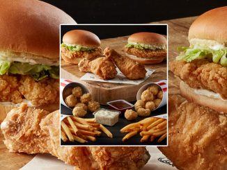 KFC Canada Offers 2 Can Dine For $15 Deal