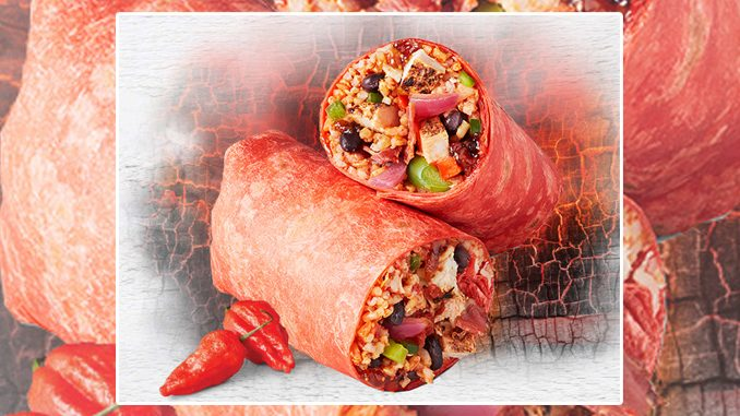 Mucho Burrito Introduces New Ghost Pepper Burrito