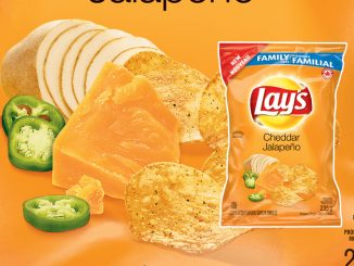 New Lay's Cheddar Jalapeño Potato Chips Now Available In Canada